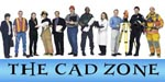 The Cad Zone software